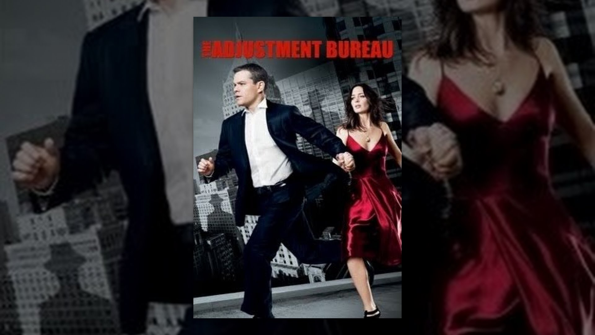 The adjustment bureau youtube for Bureau youtubeur