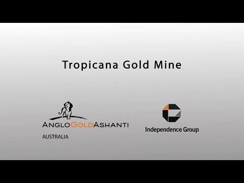 AngloGold Tropicana Gold Mine
