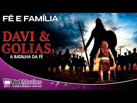 Davi vs Golias - A Batalha da Fé - Filme Completo Dublado