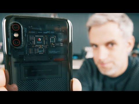 Xiaomi Mi8 Pro (test) - Peut-il Tuer le OnePlus 6T ?