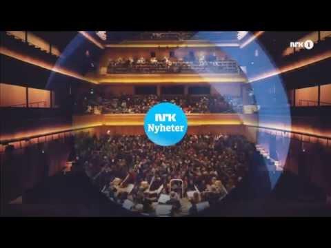NRK Nyheter Intro/Outro (2015 -) (HD)