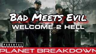 BAD MEETS EVIL x WELCOME 2 HELL | PATREON HUG GOD REQUEST | REACTION