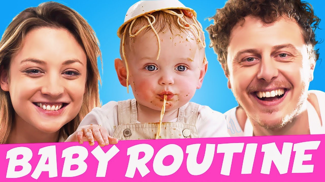 BABY ROUTINE – NORMAN
