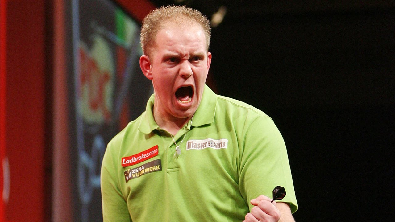michael van gerwen young