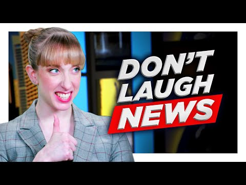 Don't Laugh News Challenge: Very Mad Daddy