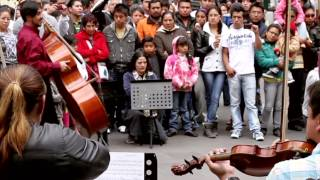 FlashMob Orquesta Filarmónica de Toluca, Bolero de Ravel