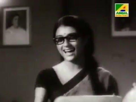 Ke Prothom Chande geche I কে প্রথম চাঁদে গেছে I Film:Jay Jayanti (1971) I Singer: Sandhya Mukherjee