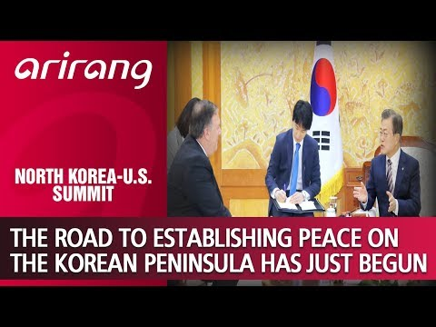 [N.KOREA-U.S. SUMMIT] The Road to Establishing Peace on the Korean Peninsula has Just Begun