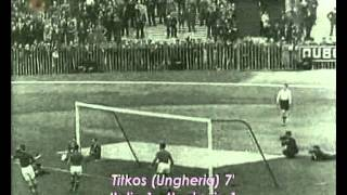 Чемпионат мира 1938. Финал. Италия - Венгрия