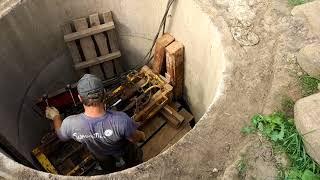 видео Крышка для колодца своими руками: готовимся к работе и мастерим крышку