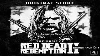 Red Dead Redemption 2 · 21 · American Venom · Original Score