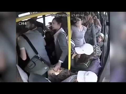 Порно в автобусе - pornoazbukacom