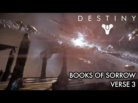 Destiny - The Books of Sorrow - Verse 3