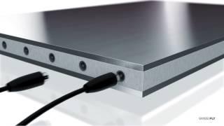 SWISS-PLY von Alinox - Thermodynamische Verbundstoffe