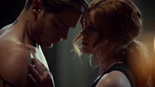 Jace and Clary - Shadowhunters seasons 1-2
