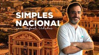 [SEMANA ISS MANAUS] Simples Nacional com Rafael Vilches