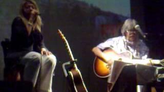 """Freedom"" (R.Havens) Brunella Boschetti ""1969-2009 Woodstock""live@Amigdala Theatre"