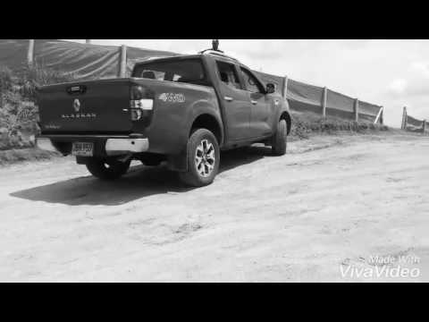 renault alaskan 4x4 automatica youtube. Black Bedroom Furniture Sets. Home Design Ideas