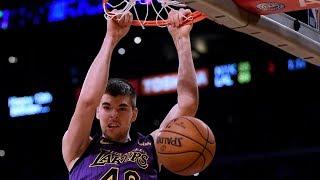 G League Alum Ivica Zubac Posts Career-High 26 PTS & 12 REB For Lakers thumbnail