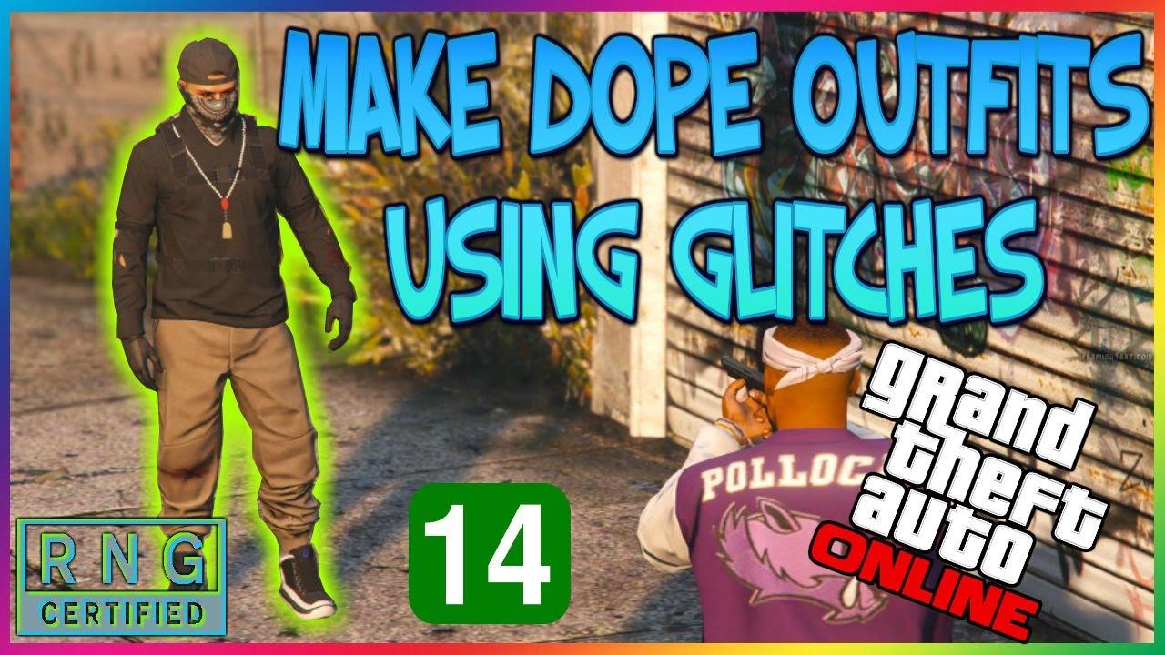 GTA 5 Outfit Glitches 1.35 How to Make a DOPE u0026#39;u0026#39;MODDED OUTFIT Glitchu0026#39;u0026#39; Using Easy Clothing ...