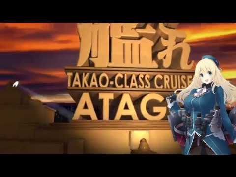 Pan-pa-ka-pan! Atago the best Heavy Cruiser!