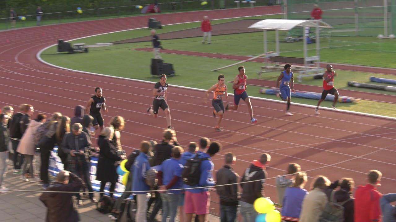 Finale 100m