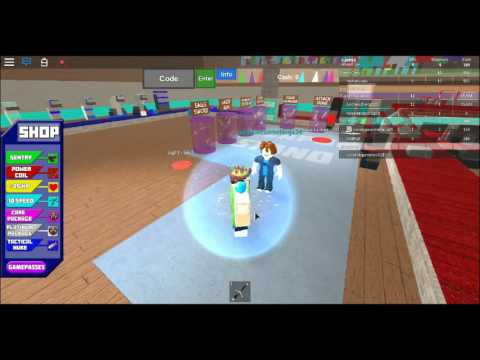 ROBLOX Candy WAR Tycoon! 2 Player! hack money to 30k code oh vip free