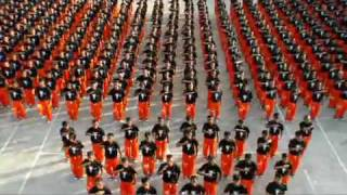 Dancing Inmates This Is It High Quality Video Michael Jackson