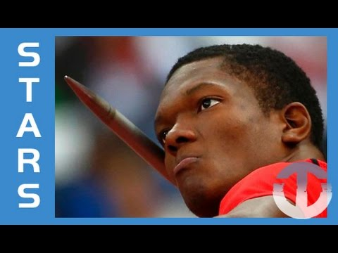 Keshorn Walcott | Olympic Javelin Champion on Trans World Sport