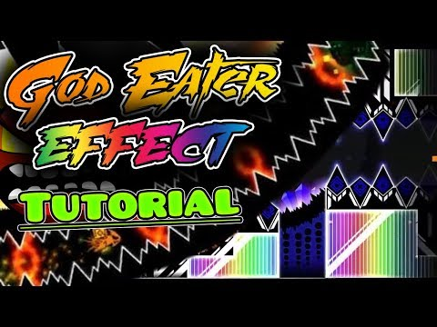 [2.1] GOD EATER Circle EFFECT (Full Tutorial)
