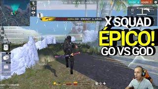 GOD x GAMEOVER! BLACKN444 MORRE NO SOCO