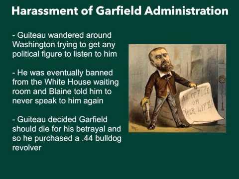 Charles Guiteau: Garfield's Assassin