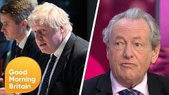 John Ashton Says Government Failed to Take Actions Early Enough | Good Morning Britain