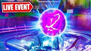 *NEW* LOOT LAKE NEXUS ORB CRACKING RIGHT NOW! DUSTY DEPOT EVENT! (FORTNITE BATTLE ROYALE) Orb Event