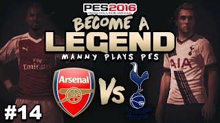 BECOME A LEGEND! #14 |PES 2016! |
