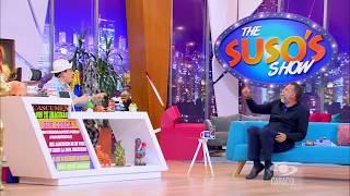 El padre Linero en The Suso's Show
