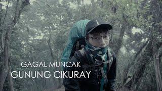 Kisah Mistis Dan Gagal Muncak Gunung Cikuray (Solo Hiking)