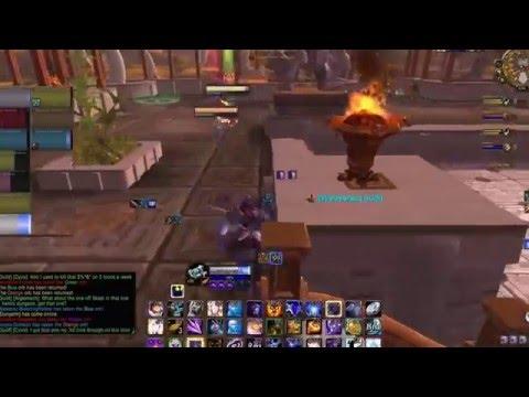 CRAZY Shadow Priest damage demonstration crazy OP