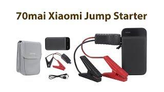 XIAOMI 70mai Jump Starter обзор и тесты. Сравнение с Lunda 19