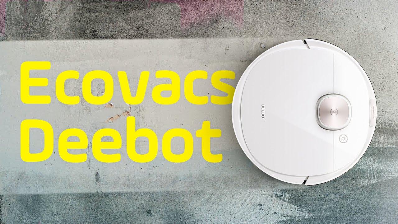 iPhone între aspiratoare. Ecovacs Deebot Ozmo T8 Aivi