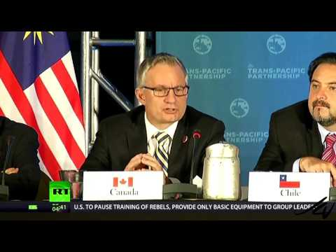 Trans Pacific Partnership -  Corporate Takeover  -  Bad Deal For All  - YouTube
