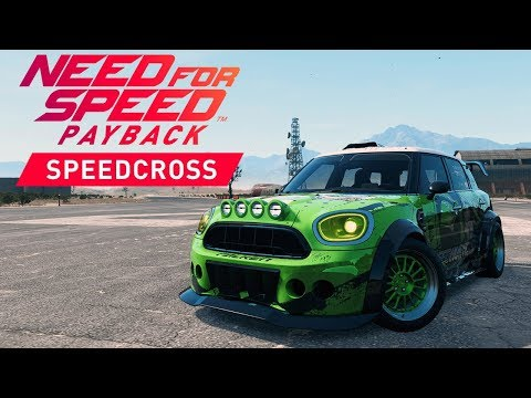 Need For Speed Payback - Speedcross DLC - Let's Play (FULL DLC)