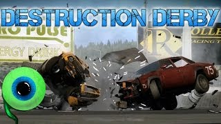 Next Car Game | DESTRUCTION DERBY | Steam Early Access Alpha Version