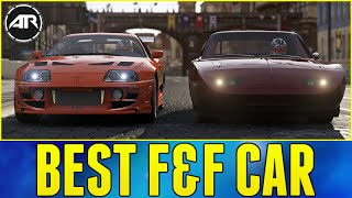 Forza 6 Online : BEST FAST & FURIOUS CARS!!!