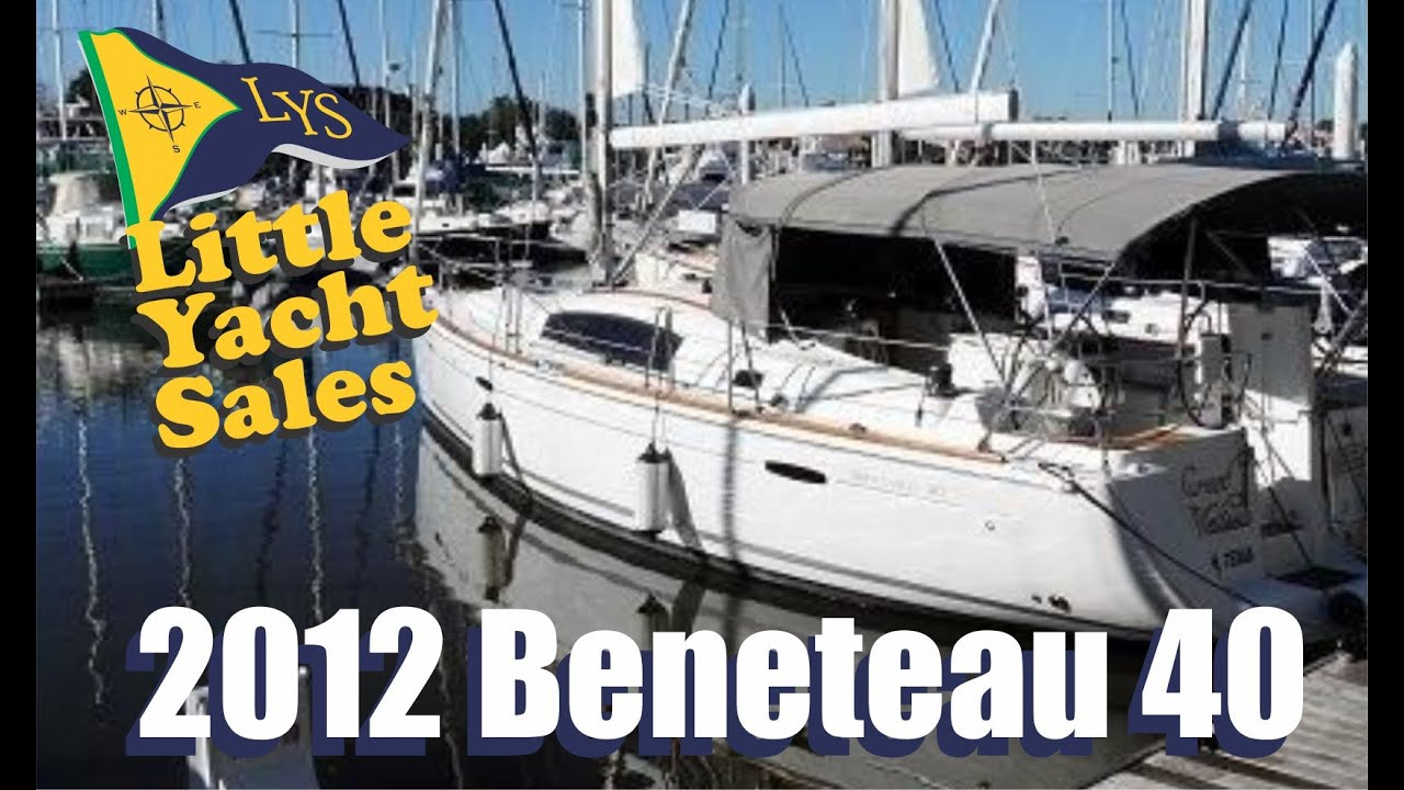 SOLD!!! 2012 Beneteau 40 sailboat for sale at Little Yacht Sales, Kemah  Texas