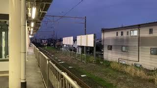 これぞ!JR西日本 京都線 新快速120km/h走行!