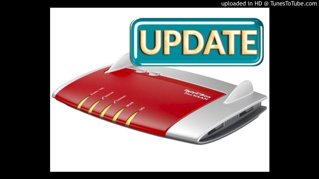 Fritzbox 7490 Update 7.20