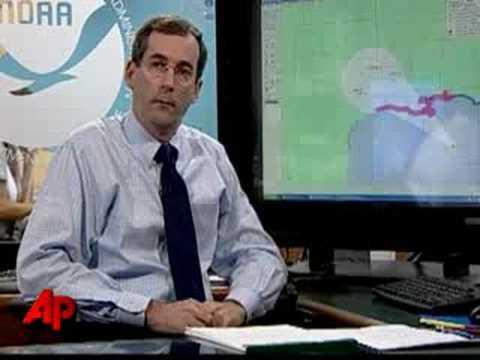 National Hurricane Center Gustav Forecast