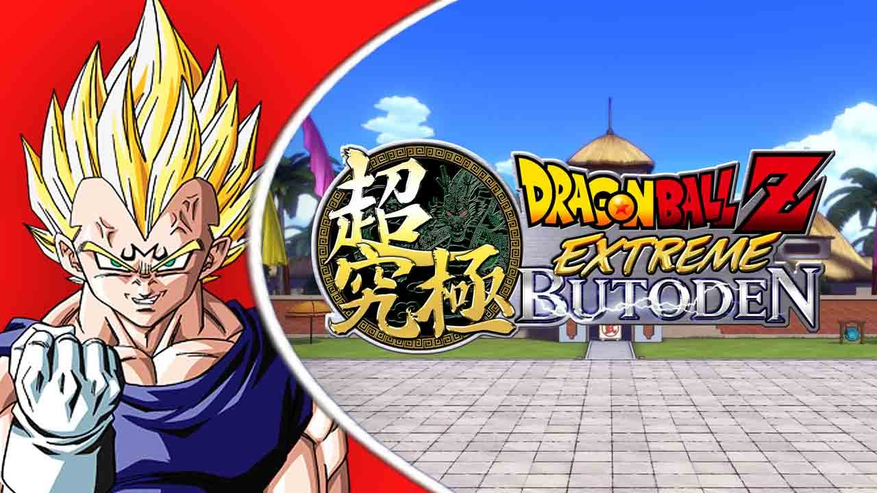 Dragon Ball Z Extreme Butoden S Ranking Majin Vegeta Mission