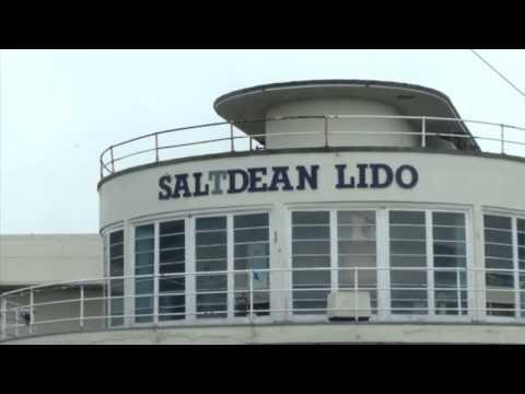 Halted: The multi million pound regeneration of Saltdean Lido